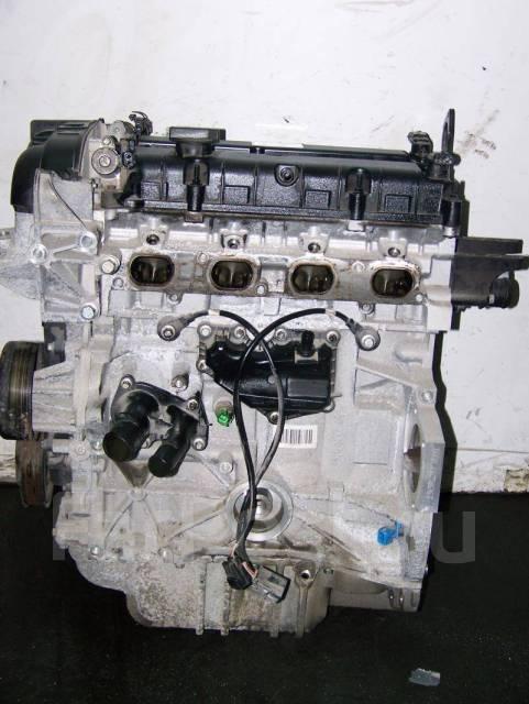 Двигатель 1.6B IQDB на Ford