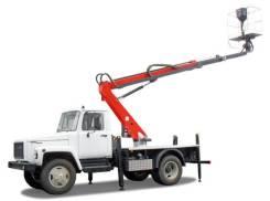 ГАЗ 3307. Продам Автовышку ГАЗ-3307/09, 17 м.