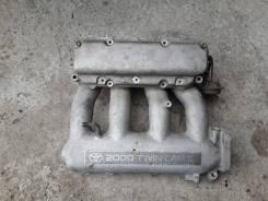 Коллектор впускной. Toyota: Corona Exiv, Caldina, Carina ED, Celica, Curren Двигатель 3SGE