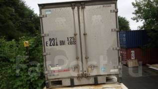 Будка (фургон) 5 тн на грузовик