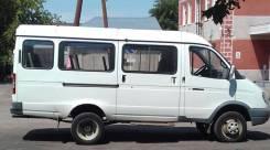 ГАЗ 32217. ГАЗ Газель пассажирская, 2 400 куб. см., 13 мест