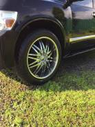 Продам комплект колёс 275/50/22. 9.5x22 6x139.70 ET13 ЦО 110,0мм.