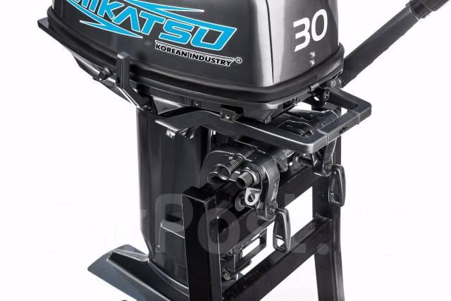 Mikatsu. 30,00л.с., 2-тактный, бензиновый, нога S (381 мм), Год: 2018 год