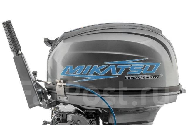 Mikatsu. 50,00л.с., 2-тактный, бензиновый, нога S (381 мм), 2018 год год