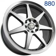 Sakura Wheels. 7.5x17, 4x100.00, 4x114.30, ET35, ЦО 73,1мм. Под заказ