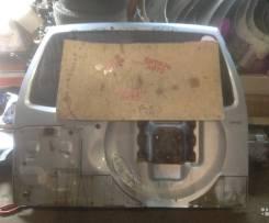 Дверь багажника. Mitsubishi Pajero, V78W