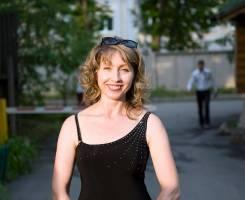 Ведущая Татьяна на праздник во Владивостоке