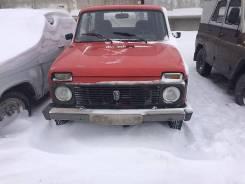 Стекло форточка кузова Лада 2121 4x4 Нива