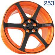 Sakura Wheels. 7.5x17, 5x100.00, ET42, ЦО 73,1мм. Под заказ