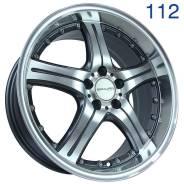 Sakura Wheels. 7.5x17, 5x100.00, ET40, ЦО 73,1мм. Под заказ