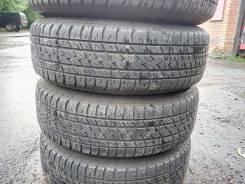 Bridgestone Dueler H/L. Всесезонные, 2012 год, износ: 10%, 4 шт