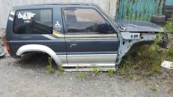 Кузов в сборе. Mitsubishi Pajero, V24W, V24WG Двигатель 4D56