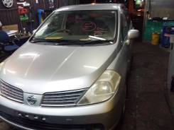 Nissan Tiida Latio. SC11, HR15