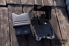 Аккумулятор. Mazda RX-8, SE3P Двигатель 13BMSP