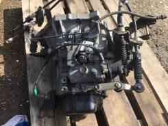 Механическая коробка переключения передач. Toyota Vitz, NCP10, NCP13, NCP131 Двигатели: 2NZFE, 1NZFE