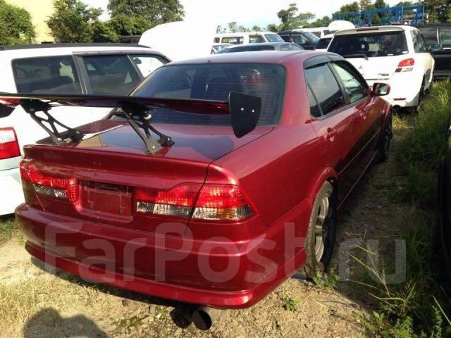 Обвес кузова аэродинамический. Honda Accord