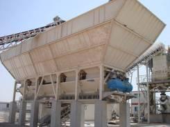 Cтационарный бетонный завод T-40 Эконом класса. Под заказ