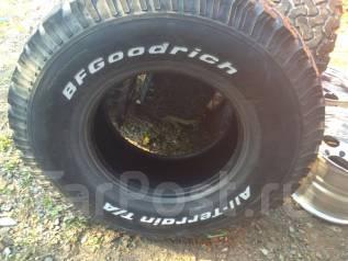 BFGoodrich All-Terrain T/A. Грязь AT, износ: 30%, 2 шт