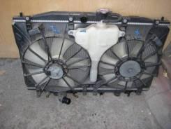 Радиатор охлаждения двигателя. Honda Accord, UA-CM2, DBA-CM2, CL9, CBA-CM2, ABA-CL9, LA-CM3, LA-CL9, ABA-CM3