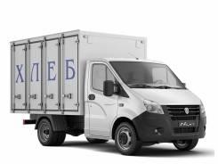 ГАЗ ГАЗель Next A21R22. Хлебный фургон ГАЗель Next (Некст) A21R22, 2 800куб. см., 1 500кг., 4x2. Под заказ