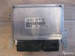 Блок управления двс. Audi A8, D3/4E