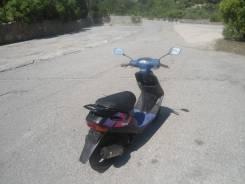 Honda Dio. 49 куб. см., исправен, птс, с пробегом
