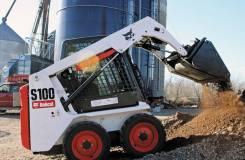 Bobcat S100. Мини-погрузчик, 457 кг.