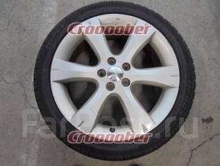 Литые оригинальные диски Subaru + шины. 7.0x17 5x100.00 ET55