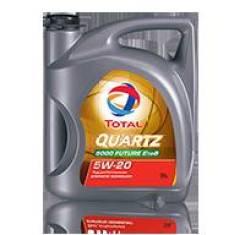 Total Quartz. Вязкость 5W-20, синтетическое