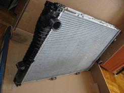 Радиатор охлаждения двигателя. SsangYong Kyron, DJ Двигатель D20DT. Под заказ