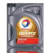 Total Quartz. Вязкость 0W-30, синтетическое