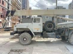 Челябинец КС-45721. Автокран Челябинец, Урал, 2012, 11 150 куб. см., 25 000 кг., 22 м.
