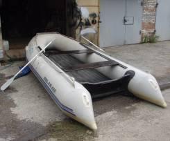 Solar 420. Год: 2012 год, длина 4,20м., двигатель подвесной, 25,00л.с., бензин