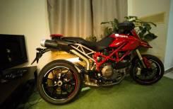 Ducati Hypermotard. 796 куб. см., исправен, без птс, без пробега