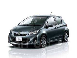 Стекло заднее. Toyota Vitz, KSP130, NCP131 Двигатели: 1NZFE, 1KRFE