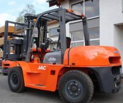 JAC. Новый вилочный погрузчик CPCD 60, 6 000 кг.