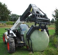 Bobcat. Телескопический погрузчик TL360+AGRI, 3 000 кг.