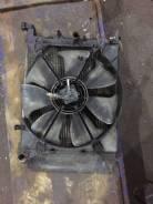 Радиатор охлаждения двигателя. Toyota Mark II, JZX90, JZX90E Двигатель 1JZGTE