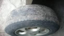 Dunlop VanTrek V1. Летние, износ: 70%