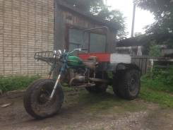 Урал. Продам вездеход на базе мотоцикла