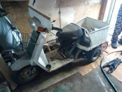 Honda Gyro Up. 49 куб. см., неисправен, без птс, с пробегом