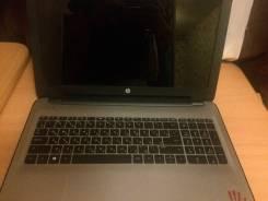 """HP 15-ac679ur. 15.6"""", 2,5ГГц, ОЗУ 4096 Мб, диск 500 Гб, WiFi, Bluetooth, аккумулятор на 9 ч."""