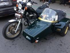Yamaha Virago. 750 куб. см., исправен, птс, с пробегом