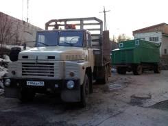 Краз 255. Продам или обменяю Лесовоз-Трал., 14 850 куб. см., 20 000 кг.