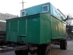 ГАЗ 3307. Продам жилой вагончик с емкостью!