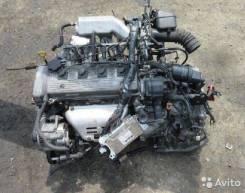 Двигатель в сборе. Toyota Sprinter, AE110 Toyota Corolla, AE110 Двигатель 5AFE