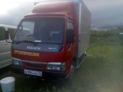 Isuzu Elf. Продам грузовичок Исузу Эльф 2004г. Мебельный фургон,4вд, Механика, на, 4 777 куб. см., 4 985 кг.