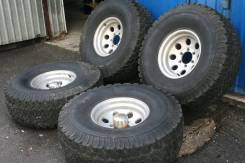 Выносные Mickey Thompson+ 35/12.50 R15 BFGoodrich All-Terrain T/A б/пр. 8.0x15 6x139.70 ET-28 ЦО 106,0 мм.