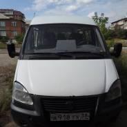 ГАЗ 3221. Продается ГАЗель 3221, 2 890 куб. см., 8 мест