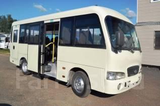 Hyundai County. Автобус SWB. Год выпуска 2007, 3 900 куб. см., 19 мест